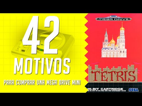 Tetris. 42 motivos para comprar una Mega Drive Mini. (42/42)