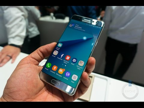Galaxy Note 7: All The Info You Need To Know