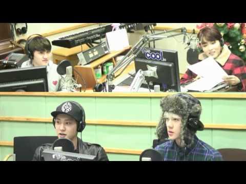 [FULL]140110 슈퍼주니어의 키스더라디오(KISS THE RADIO) EXO 찬열 디오 세훈