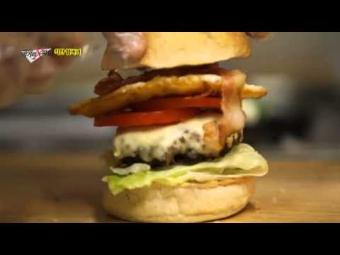 건강한 식재료를 사용해 매일 패티를 만든다는 착한 햄버거!_채널A_먹거리X파일 76회