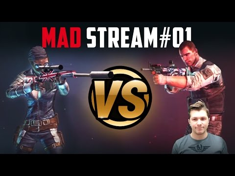 First Stream of 2017 | MADstream