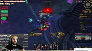 Bajheera - Violet Hold (Heroic): 830ilvl