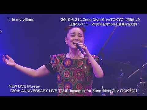 "PUSHIM『20th ANNIVERSARY LIVE TOUR ""immature"" at Zepp DiverCity (TOKYO)』ティザー映像"