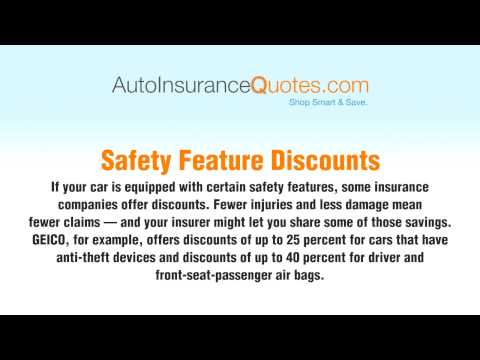 Auto Insurance Quotes - Ten Ways To Save Money On Your Auto Insurance Rates & Premiums