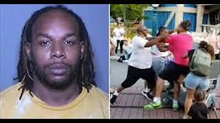 Disneyland Brawler Arrested - Facing Years In Jail