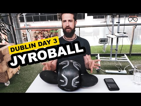 JYROBALL Electric Unicycle Interview / New Electric Unicycle