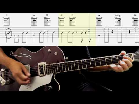 Guitar TAB : I'll Be On My Way (Lead Guitar) - The Beatles