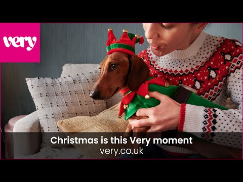 very.co.uk & Very Discount Code video: Christmas is this Very moment | Banger the elf | Very.co.uk