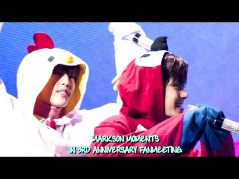 MARKSON  MOMENTS IN 3RD ANNIVERSARY COMPILATION