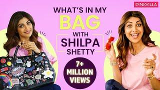 What's in my bag with Shilpa Shetty Kundra   S02E09   Fashion   Pinkvilla