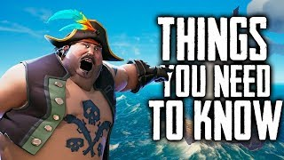 Sea Of Thieves: 10 Things You NEED TO KNOW