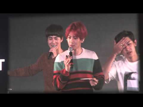 20151010 EXO-LOVE Concert in Dome 게임1부