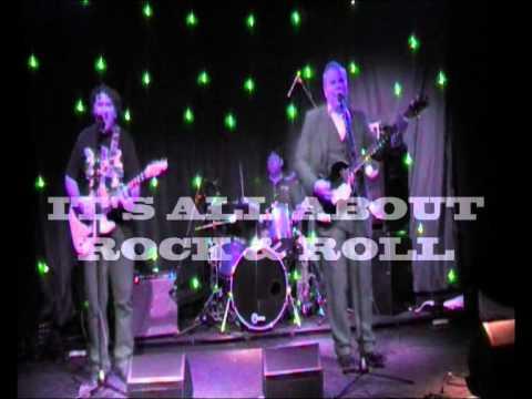 Gentlemen of rock & roll - reclame concert