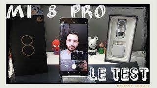 Vidéo-Test Xiaomi Mi 8 Pro par Espritnewgen