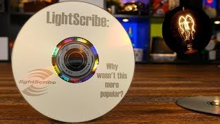 LightScribe: HP's Clever Twist on the CD Burner