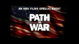 Making of the movie  Path to War (1/3)