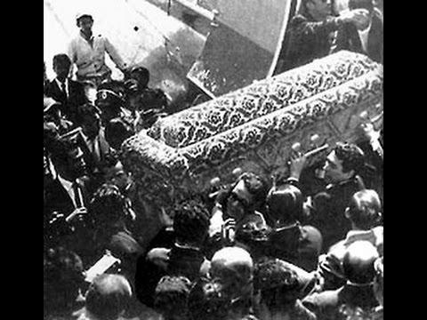 La Muerte de Pedro Infante - 15 Abril de 1957