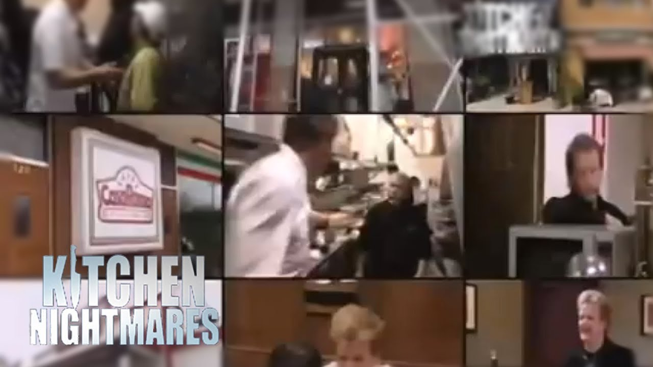 Kitchen Nightmares Fights