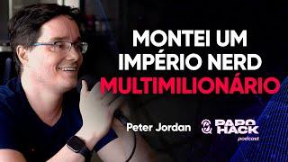 Entrevista com Peter Jordan
