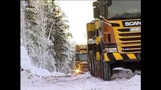 Curt Göransson mitt liv som skogsåkare