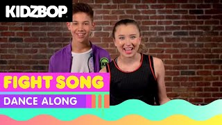 KIDZ BOP Kids - Fight Song (Dance Along) - YouTube