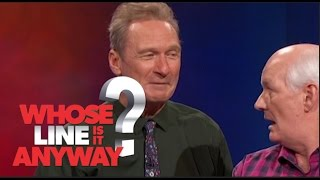 Colin Mochrie and Ryan Stiles's Best Scenes Part Four - Whose Line Is It Anyway? US HD