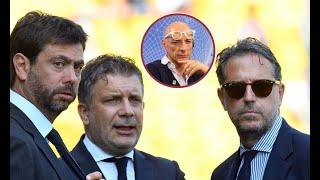 Chirico: 'Inizia la smobilitazione Juve! Paratici, una valanga di errori avallati da Agnelli...'