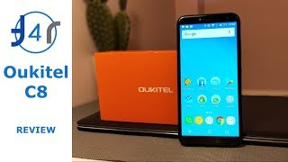Video Oukitel C8 41-q67qb5Vw