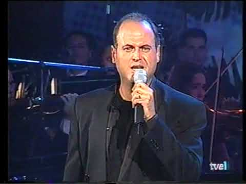 OTI 98 Mexico - Voy a volverme loco - Fernando Ibarra