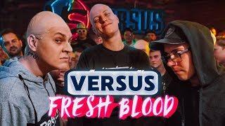 VERSUS FRESH BLOOD: После Заката