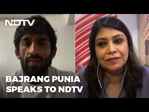 'Happy with Bronze but...': Bajrang Punia to NDTV on Tokyo Olympics