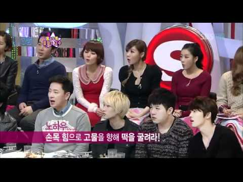 Super Junior's Eunhyuk is a speedy chef on 'Star King'