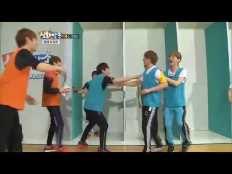 [JTBC] 신화방송 (神話, SHINHWA TV) 13회 명장면 - 아수라장(?)