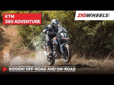 KTM 390 Adventure India Review, Off-road, Touring, Practicality & More Tested !