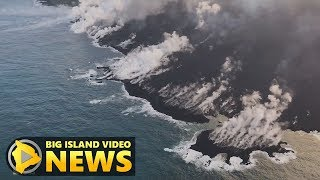 Hawaii Volcano Eruption Update - Saturday Morning (June 9, 2018)