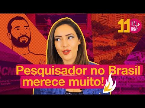 Pesquisador no Brasil merece muito | Vlog 020