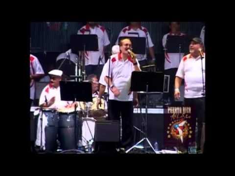 Puerto Rico All Stars Dia Nacional De La Salsa 2011