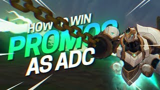 Doublelift - HOW TO WIN PROMOS AS ADC (feat. Stixxay)