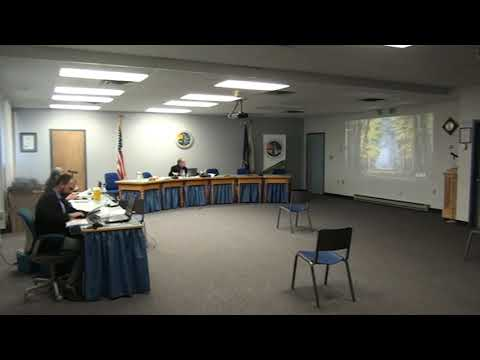 Town of Plattsburgh Planning Board Meeting part two  4-21-20