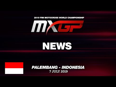 Qualifying Highlights MXGP of Indonesia 2019 #motocross