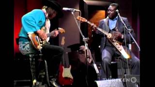 """ALBERT KING & STEVIE RAY VAUGHN- """"DON'T YOU LIE TO ME"""""""