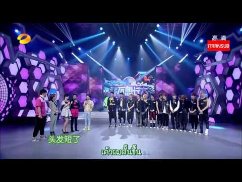 [Thaisub] 130706 EXO at Happy Camp part 1
