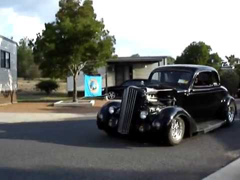 1936 Plymouth Coupe Hot Rod