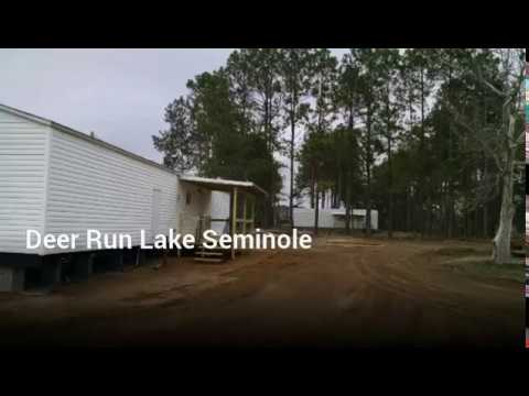 Deer Run Lake Seminole Cabins
