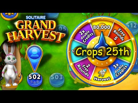 SGH E502 ~ 506   25th Crop Section 3 (Solitaire Grand Harvest)