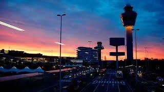 LIVE ATC ( Main Tower) Runway + Gate View | EHAM (Schiphol, Amsterdam)
