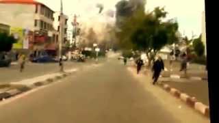 غزة تحت النار بقلم الشاعرة عفاف المصلوحي