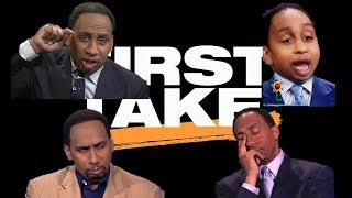 Stephen A Smith Best Arguments & Hilarious Moments Part 1🤣😂🤣🤬🤦‍♂️