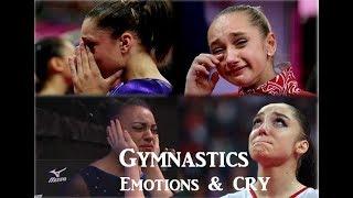 Gymnastics - Emotions & cry