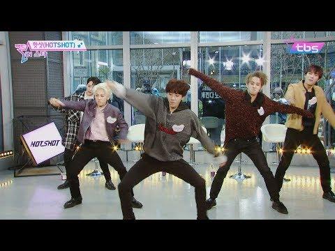 [팩트직캠] 핫샷(HOTSHOT) 댄스 모음 EXO TWICE 태민 김동한 EXID